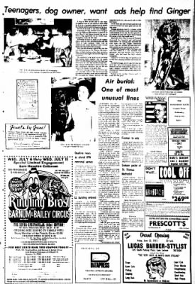 The Brazosport Facts from Freeport, Texas on June 20, 1973 · Page 23