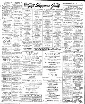 Globe-Gazette from Mason City, Iowa on December 22, 1948 · Page 3