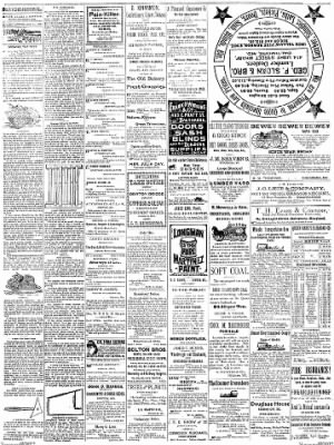 Denton Journal from Denton, Maryland on July 23, 1898 · Page 4