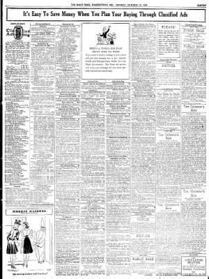 The Daily Mail from Hagerstown, Maryland on October 16, 1939 · Page 11