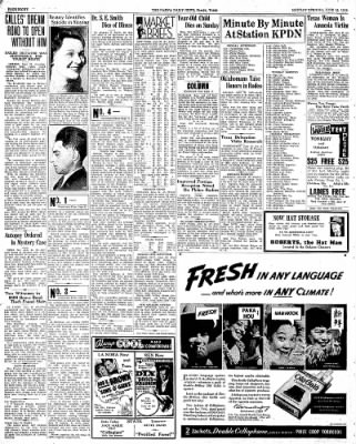 Pampa Daily News from Pampa, Texas on June 22, 1936 · Page 8