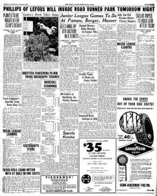Pampa Daily News from Pampa, Texas on June 23, 1936 · Page 3