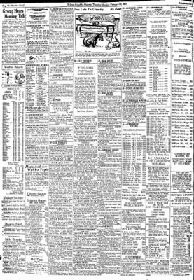 Arizona Republic from Phoenix, Arizona on February 20, 1941 · Page 64