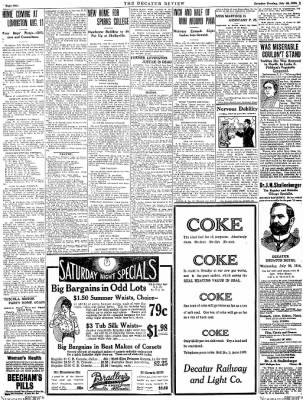 The Daily Review from Decatur, Illinois on July 18, 1914 · Page 2
