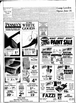 Dixon Evening Telegraph from Dixon, Illinois on June 2, 1955 · Page 12
