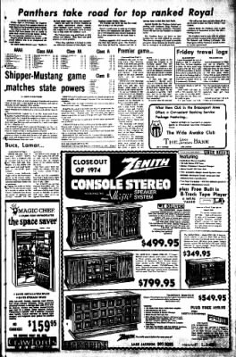 The Brazosport Facts from Freeport, Texas on October 17, 1974 · Page 7