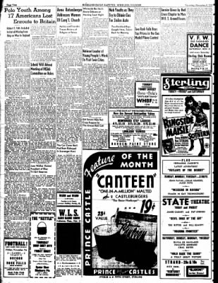 Sterling Daily Gazette from Sterling, Illinois on November 6, 1941 · Page 2