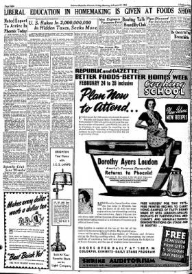 Arizona Republic from Phoenix, Arizona on February 21, 1941 · Page 8