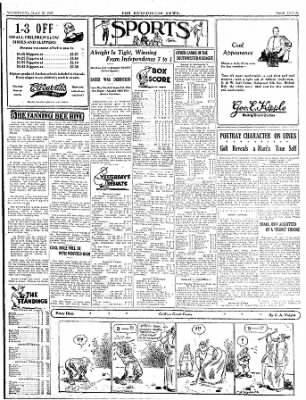 The Hutchinson News from Hutchinson, Kansas on July 18, 1923 · Page 3