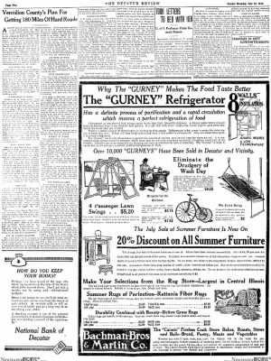 The Daily Review from Decatur, Illinois on July 19, 1914 · Page 4