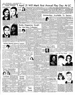 The Baytown Sun from Baytown, Texas on March 20, 1966 · Page 3