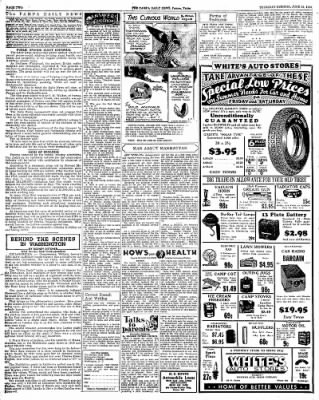 Pampa Daily News from Pampa, Texas on June 25, 1936 · Page 2