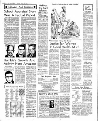 The Baytown Sun from Baytown, Texas on March 20, 1966 · Page 4