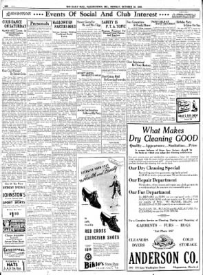 The Daily Mail from Hagerstown, Maryland on October 30, 1939 · Page 6