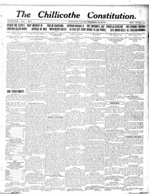 The Chillicothe Constitution-Tribune from Chillicothe, Missouri on November 24, 1916 · Page 5