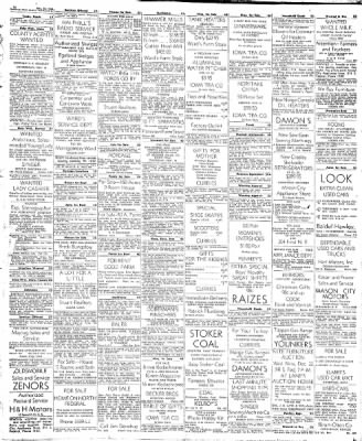 Globe-Gazette from Mason City, Iowa on December 21, 1948 · Page 4