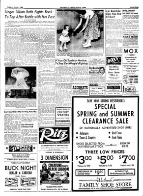 The Courier News from Blytheville, Arkansas on June 1, 1954 · Page 3