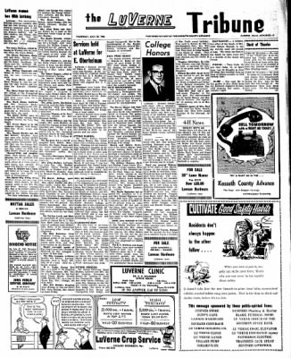 Kossuth County Advance from Algona, Iowa on July 28, 1966 · Page 9