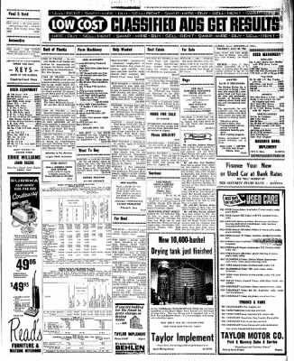 Kossuth County Advance from Algona, Iowa on July 28, 1966 · Page 11