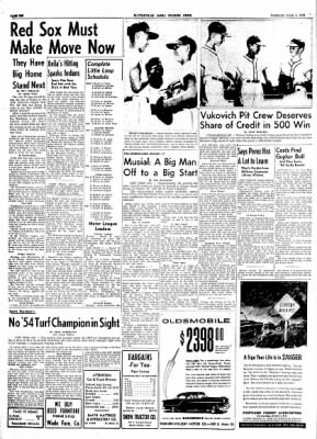 The Courier News from Blytheville, Arkansas on June 1, 1954 · Page 6