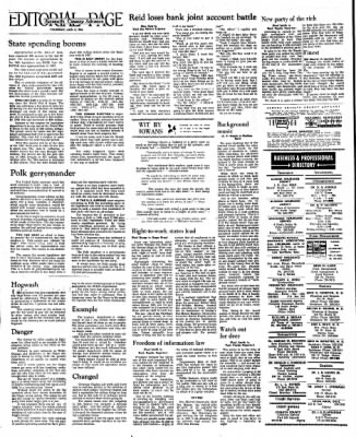 Kossuth County Advance from Algona, Iowa on August 4, 1966 · Page 13