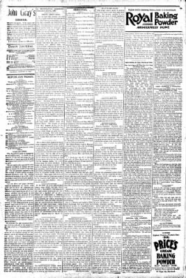 Logansport Pharos-Tribune from Logansport, Indiana on August 23, 1896 · Page 4