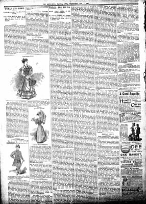 The Algona Republican from Algona, Iowa on August 1, 1894 · Page 2