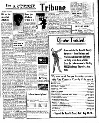 Kossuth County Advance from Algona, Iowa on August 11, 1966 · Page 11