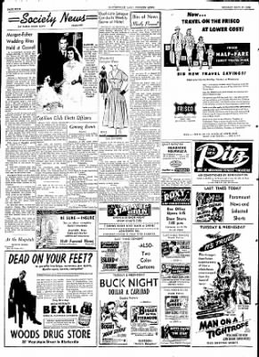 The Courier News from Blytheville, Arkansas on September 21, 1953 · Page 4