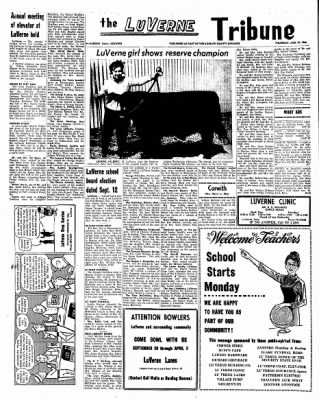 Kossuth County Advance from Algona, Iowa on August 25, 1966 · Page 10