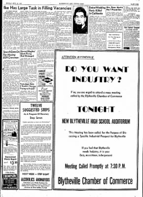 The Courier News from Blytheville, Arkansas on September 21, 1953 · Page 9