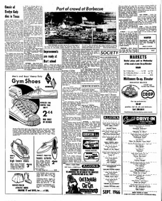 Kossuth County Advance from Algona, Iowa on August 29, 1966 · Page 2
