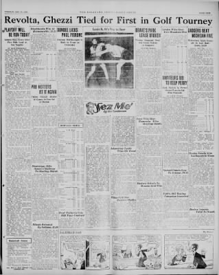 The Escanaba Daily Press from Escanaba, Michigan on January 15, 1935