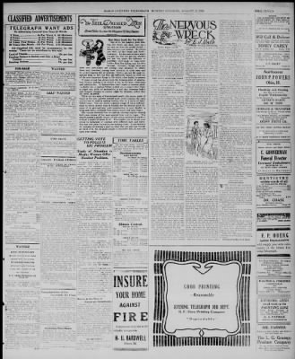 Dixon Evening Telegraph from Dixon, Illinois on August 18, 1924 · Page 7
