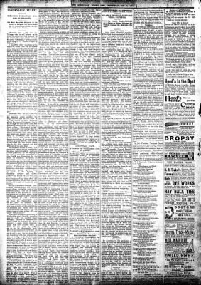 The Algona Republican from Algona, Iowa on October 17, 1894 · Page 2