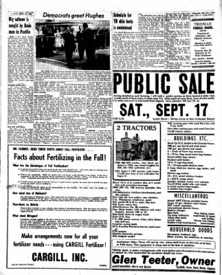 Kossuth County Advance from Algona, Iowa on September 12, 1966 · Page 6