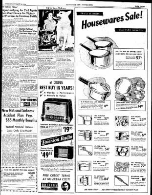 The Courier News from Blytheville, Arkansas on March 16, 1949 · Page 3