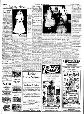 The Courier News from Blytheville, Arkansas on June 3, 1954 · Page 4