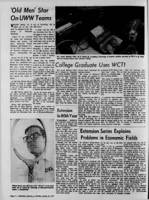 Waukesha Daily Freeman from Waukesha, Wisconsin on August 17, 1971