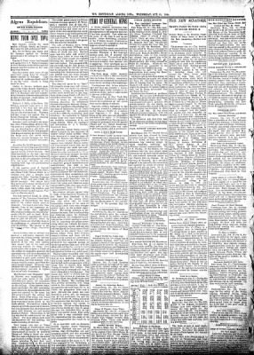 The Algona Republican from Algona, Iowa on October 31, 1894 · Page 2