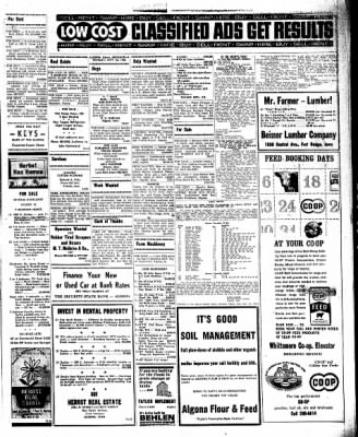 Kossuth County Advance from Algona, Iowa on September 26, 1966 · Page 7