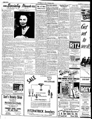 The Courier News from Blytheville, Arkansas on March 16, 1949 · Page 4