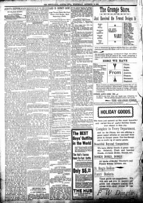 The Algona Republican from Algona, Iowa on December 12, 1894 · Page 4