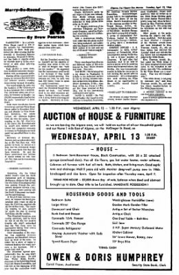 The Algona Upper Des Moines from Algona, Iowa on April 12, 1966 · Page 8