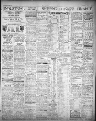 oakland tribune from oakland california on august 16 1919 page 15