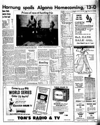 Kossuth County Advance from Algona, Iowa on October 3, 1966 · Page 5