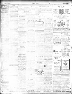Oakland Tribune From Oakland California On January 28 1919 Page 16