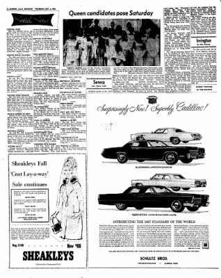 Kossuth County Advance from Algona, Iowa on October 6, 1966 · Page 6
