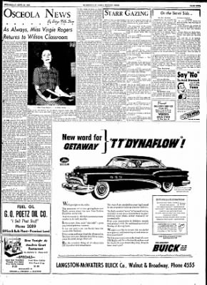 The Courier News from Blytheville, Arkansas on September 23, 1953 · Page 9