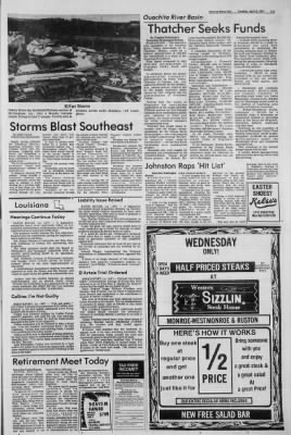 The Monroe News-Star from Monroe, Louisiana on April 5, 1977 · Page 3